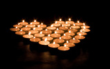 Candle wallpaper 6298