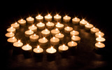 Candle wallpaper 6802