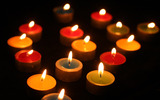 Candle wallpaper 6924