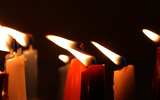 Candle wallpaper 730