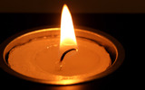 Candle wallpaper 7530