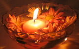 Candle wallpaper 8878