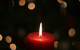 Candle wallpaper 9095