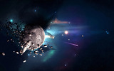 Star Earth Wallpaper 1597