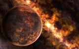 Star Earth Wallpaper 206