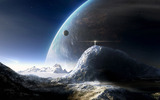 Star Earth Wallpaper 2932