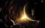 Star Earth Wallpaper 3094