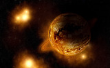 Star Earth Wallpaper 3563
