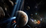Star Earth Wallpaper 4739