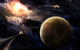 Star Earth Wallpaper 5596