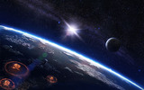 Star Earth Wallpaper 9738
