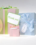 Fashion gift packaging material 11505