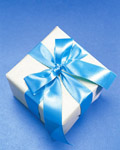 Fashion gift packaging material 11766