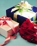 Fashion gift packaging material 13185
