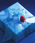 Fashion gift packaging material 13501