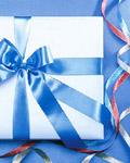 Fashion gift packaging material 13658