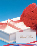 Fashion gift packaging material 14338