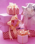Fashion gift packaging material 16166