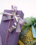 Fashion gift packaging material 16343