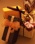 Fashion gift packaging material 16868