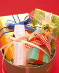 Fashion gift packaging material 17148