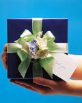 Fashion gift packaging material 18197