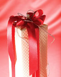 Fashion gift packaging material 7876