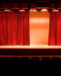 Stage venue material 4010
