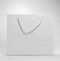 Blank shopping bags 386
