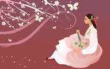 Korean women Wallpapers 4692