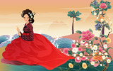 Korean women Wallpapers 9279