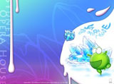 Mung bean frog wallpaper 4839