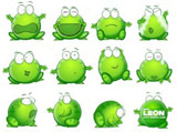 Mung bean frog wallpaper 5269