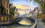 Romantic Painting the town 6250