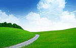 Summer Landscape Wallpaper 22447