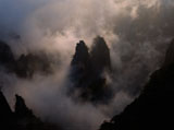 Mountain clouds 1096