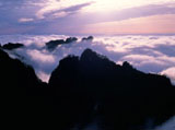 Mountain clouds 922