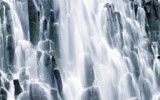 Waterfalls, streams, 225