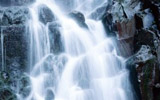 Waterfalls, streams, 3876
