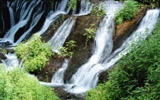 Waterfalls, streams, 6035
