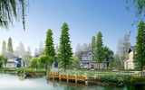 Garden Architecture renderings 13115