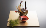 Japanese New Year and cultural material 6827