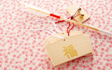 Japanese New Year and cultural material 763