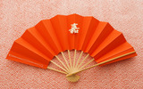 Japanese New Year and cultural material 8459
