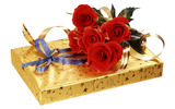 High-resolution photo roses 25055