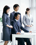 Business People Stock 5092