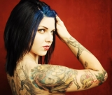 Actress tattoo 32372