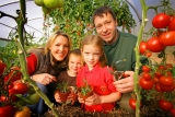 Amy Conner Katie and Derek Warburtons gardening 32423