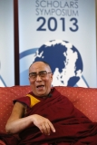 The Dalai Lama Speaks in Cambridge 32588