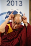 The Dalai Lama Speaks in Cambridge 32625